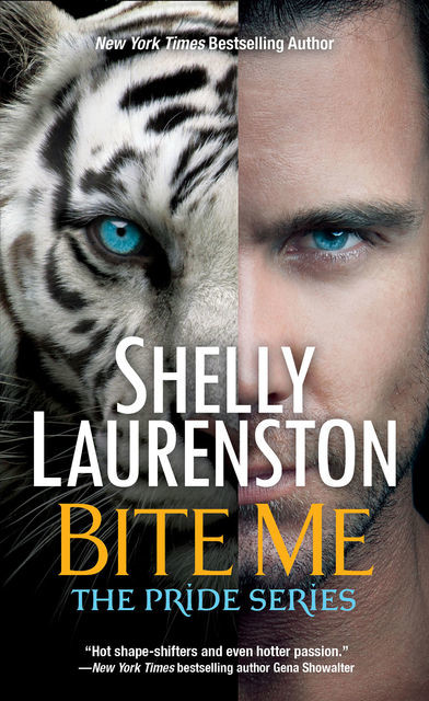 Bite Me, Shelly Laurenston
