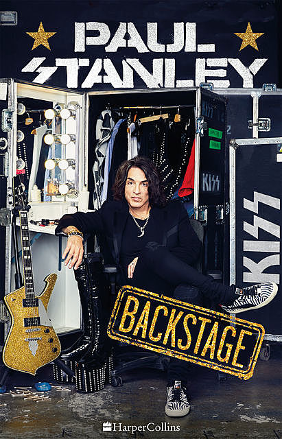 Backstage, Paul Stanley
