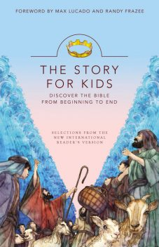 NIrV, The Story for Kids, eBook, Zondervan