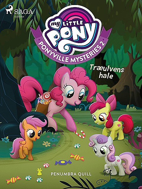 My Little Pony – Ponyville Mysteries 2 – Træulvens hale, Penumbra Quill