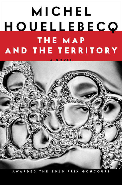 The Map and the Territory, Michel Houellebecq