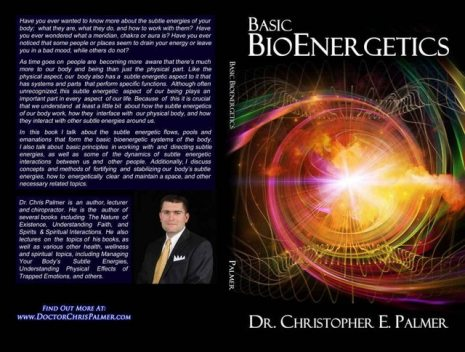 Basic BioEnergetics, Christopher, palmer