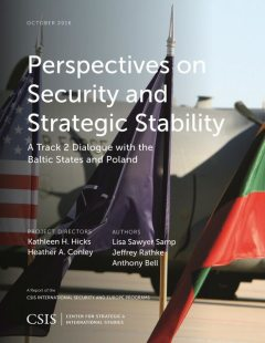 Perspectives on Security and Strategic Stability, Anthony Bell, Lisa Sawyer Samp, Jeffrey Rathke