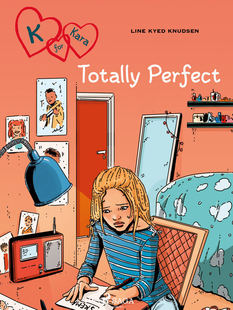K for Kara 16 – Totally Perfect, Line Kyed Knudsen