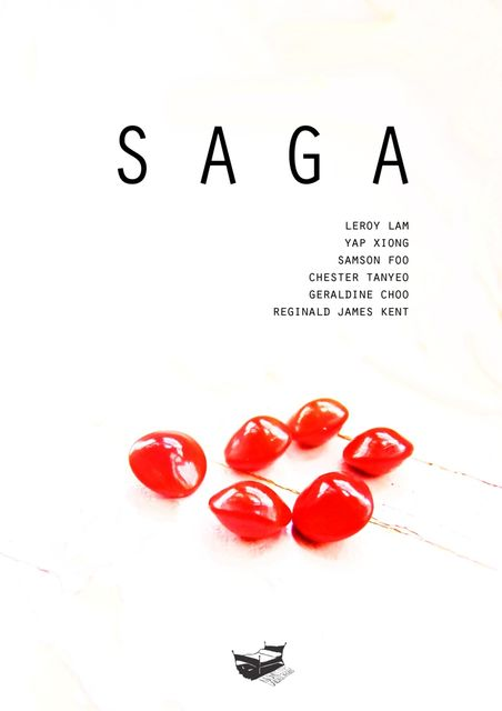 Saga, Monsters Under the Bed Writers