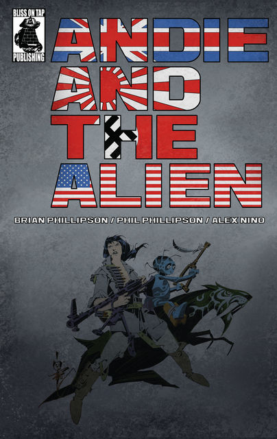 Andie and the Alien, Brian Phillipson, Phil Phillipson