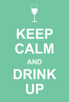 Keep Calm and Drink Up, LLC, Andrews McMeel Publishing