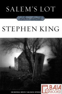 Salem's Lot (Edición Ilustrada), Stephen King