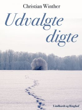 Udvalgte digte, Christian Winther