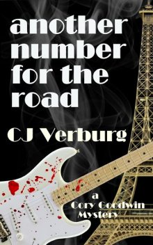 Another Number for the Road, CJ Verburg