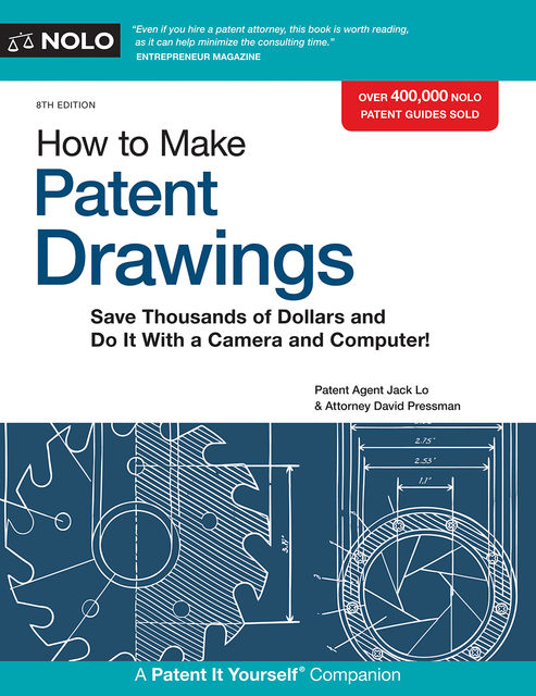 How to Make Patent Drawings, Jack Lo