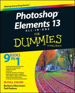 Photoshop Elements 13 All-in-One For Dummies, Barbara Obermeier, Ted Padova