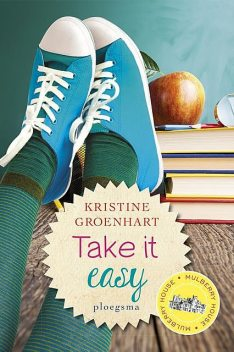 Take it easy, Kristine Groenhart