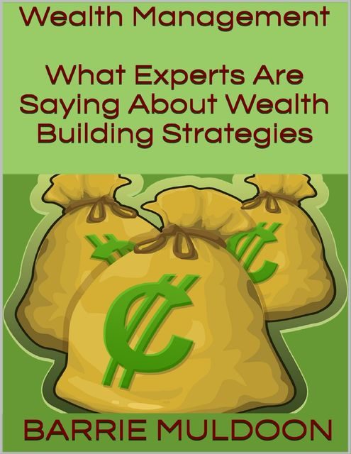 Wealth Management: What Experts Are Saying About Wealth Building Strategies, Barrie Muldoon