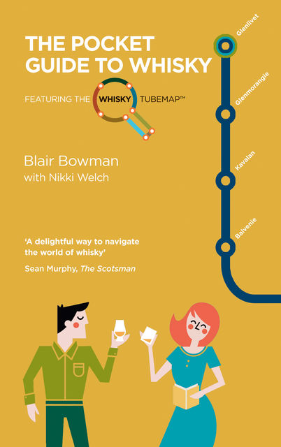 The Pocket Guide to Whisky, Blair Bowman, Nikki Welch