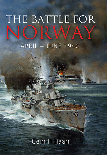 The Battle for Norway, Geirr Haarr