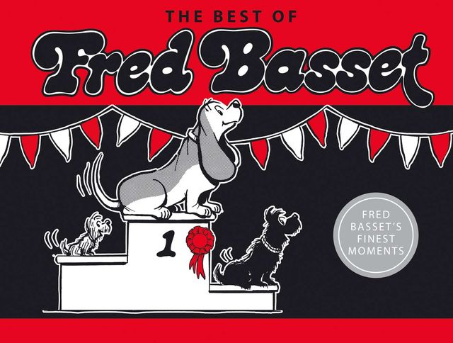 The Best of Fred Basset, Alex Graham