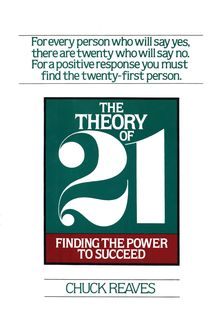 The Theory of Twenty One, Chuck Reaves