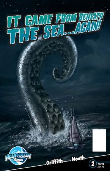 It Came From Beneath the Sea… Again! #2, Clay Griffith, Todd Tennant