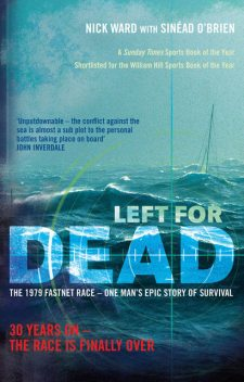 Left For Dead, Nick Ward, Sinead O'Brien