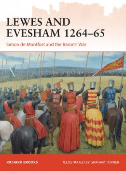 Lewes and Evesham 1264–65, Richard Brooks