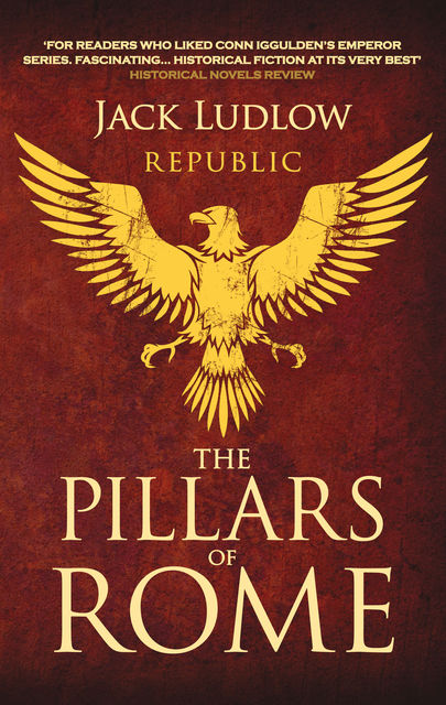 The Pillars of Rome, Jack Ludlow