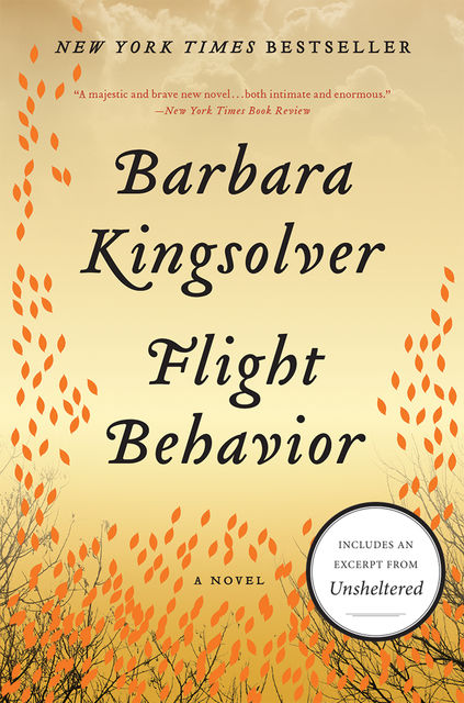 Flight Behavior, Barbara Kingsolver