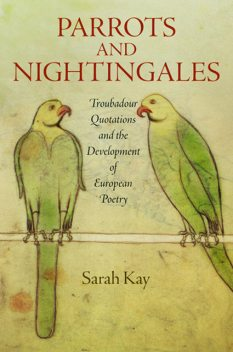 Parrots and Nightingales, Sarah Kay