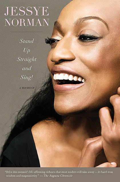 Stand Up Straight and Sing!, Jessye Norman