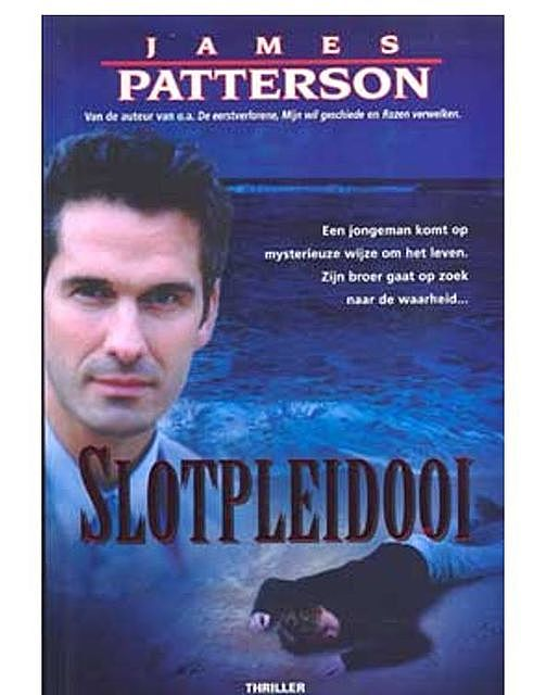 Slotpleidooi, James Patterson