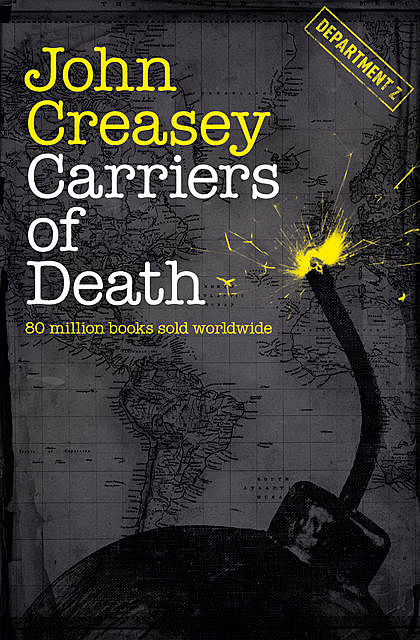 Carriers of Death, John Creasey
