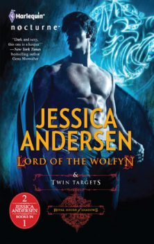 Lord of the Wolfyn, Jessica Andersen