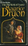 The Accursed Kings 05: The She-Wolf of France, Maurice Druon