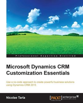Microsoft Dynamics CRM Customization Essentials, Nicolae Tarla