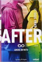 AFTER Amore infinito, Anna Todd