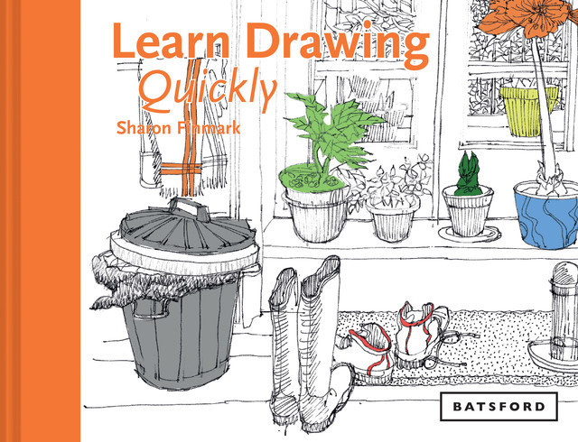 Learn Drawing Quickly, Sharon Finmark