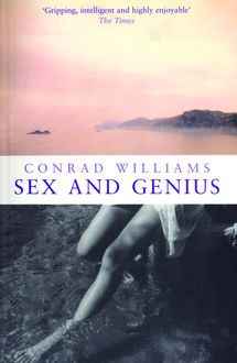 Sex & Genius, Conrad Williams