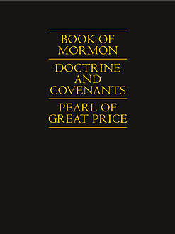 The Book of Mormon, Church of Jesus Christ of Latter-day Saints