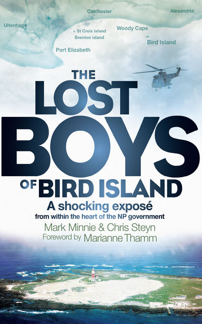 Lost Boys of Bird Island, Chris Steyn, Mark Minnie