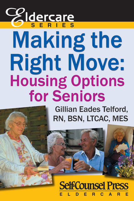 Making The Right Move, Gillian Eades Telford