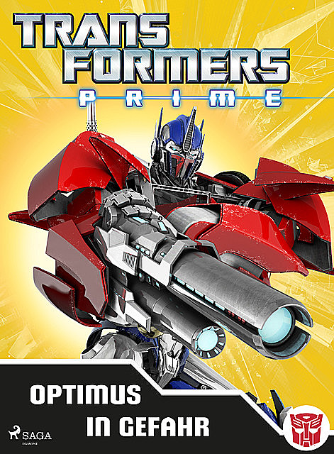 Transformers – Prime – Optimus in Gefahr, Transformers