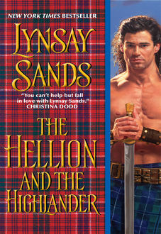 The Hellion and the Highlander, Lynsay Sands