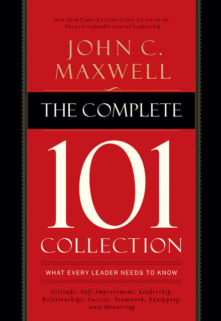 The Complete 101 Collection, Maxwell John