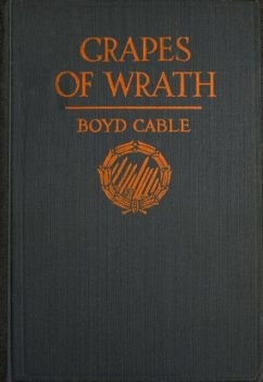 Grapes of wrath, Boyd Cable
