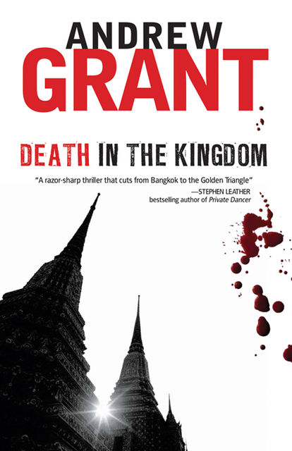 DEATH IN THE KINGDOM, ANDREW GRANT