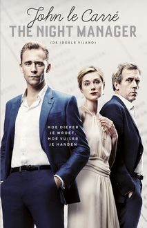The night manager, John le Carré