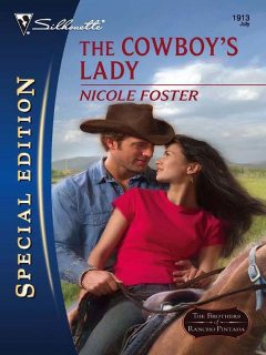 The Cowboy's Lady, Nicole Foster