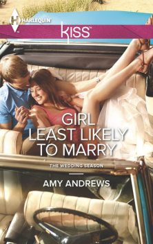 Girl Least Likely to Marry, Amy Andrews