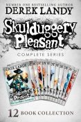 Skulduggery Pleasant: Books 1 – 12, Derek Landy