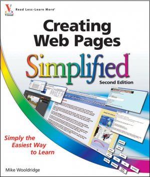 Creating Web Pages Simplified, Mike Wooldridge, Brianna Stuart